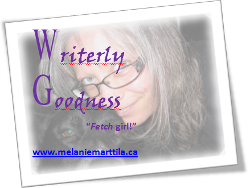 Writerly Goodness Logo