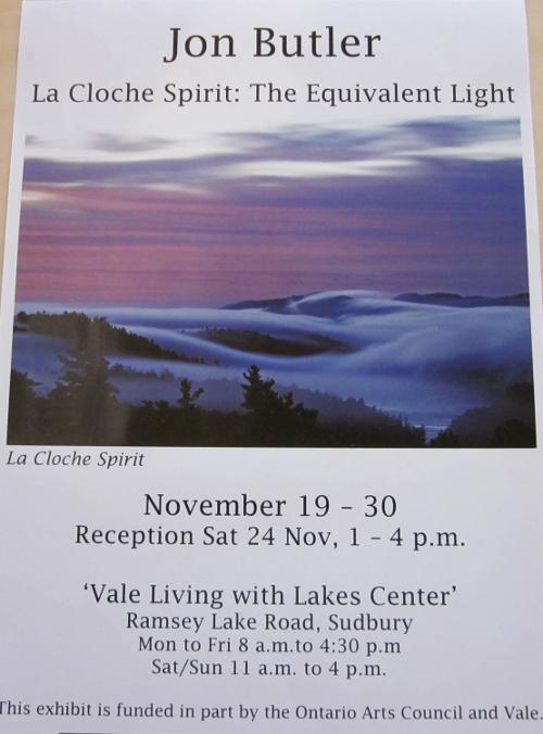 La Cloche Spirit: The Equivalent Light (1/6)