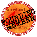 Wordsmith Studio Founding Members Badge