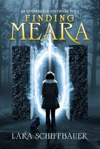 Finding Meara Cover