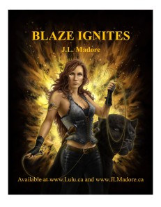 Blaze full page cover