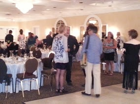 Gathering for the Gala