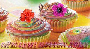 the Super Sweet blogging award