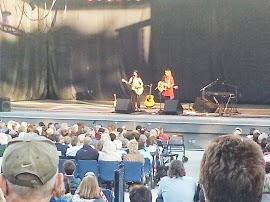 Dala at the Grace Hartman Amphitheatre