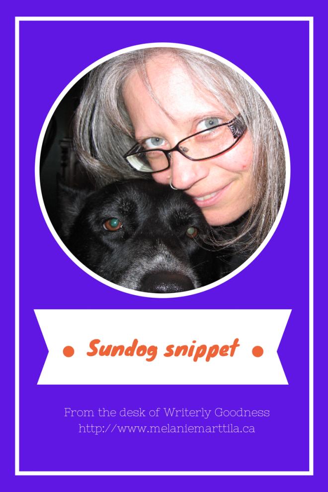 Sundog snippet